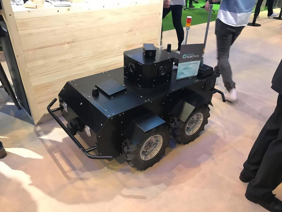 Enova Robotics: Tunisian Robots, Global Demand