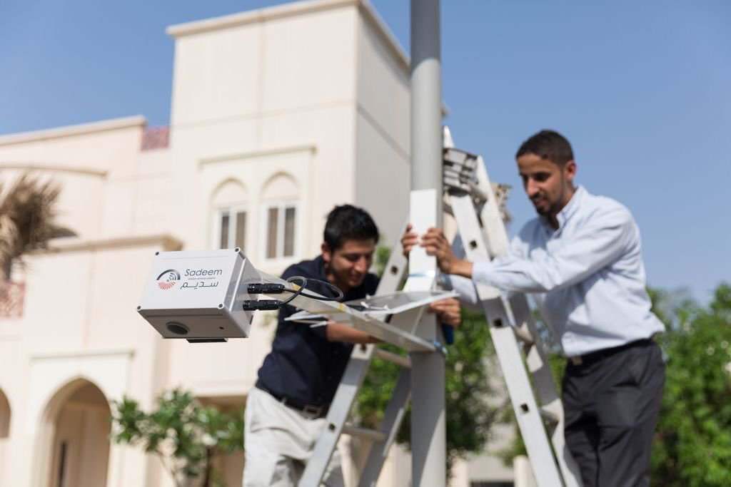 Sadeem: A Saudi technology to warn of floods and landslides before they occur