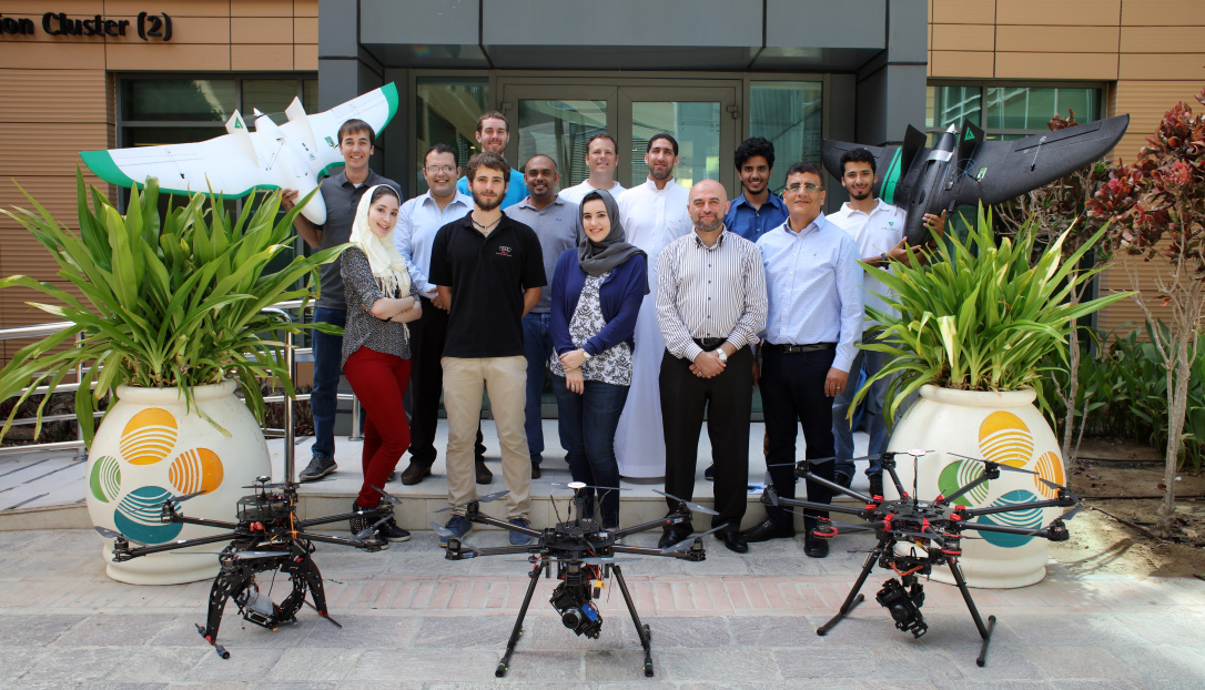 FalconViz: Putting Start-Up Technology in Service of Saudi Heritage